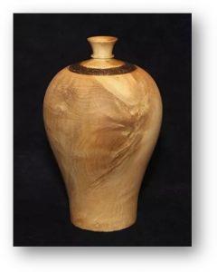 Gert - Jacaranda Hollow Form